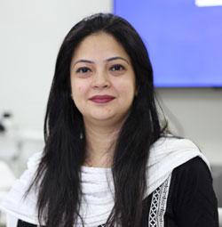 Dr. Saba Faraz